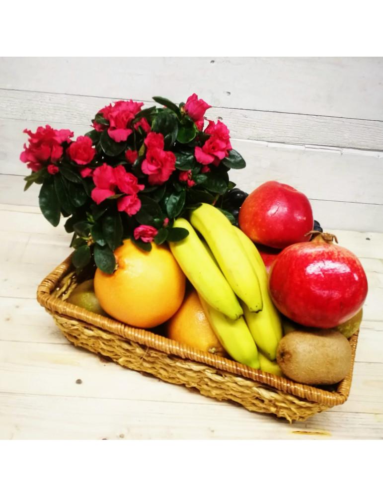 Корзина с фруктами 5kg