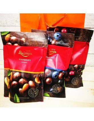 Dražejas »Tumšās Šokolādes Kolekcija »