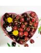 Sweet cherry heart