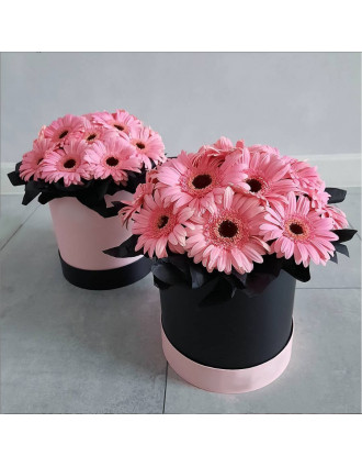 Bloom Box with Gerberas