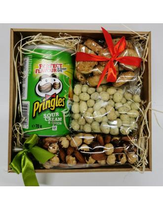 Соленый набор Pringls