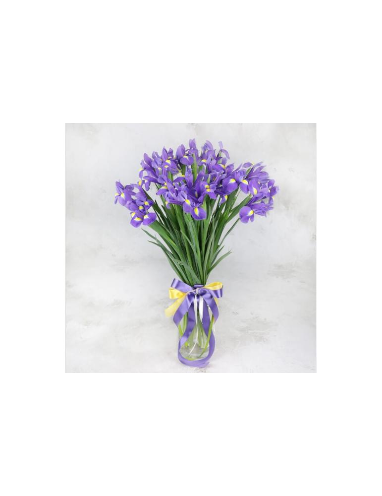 25 Blue Iris