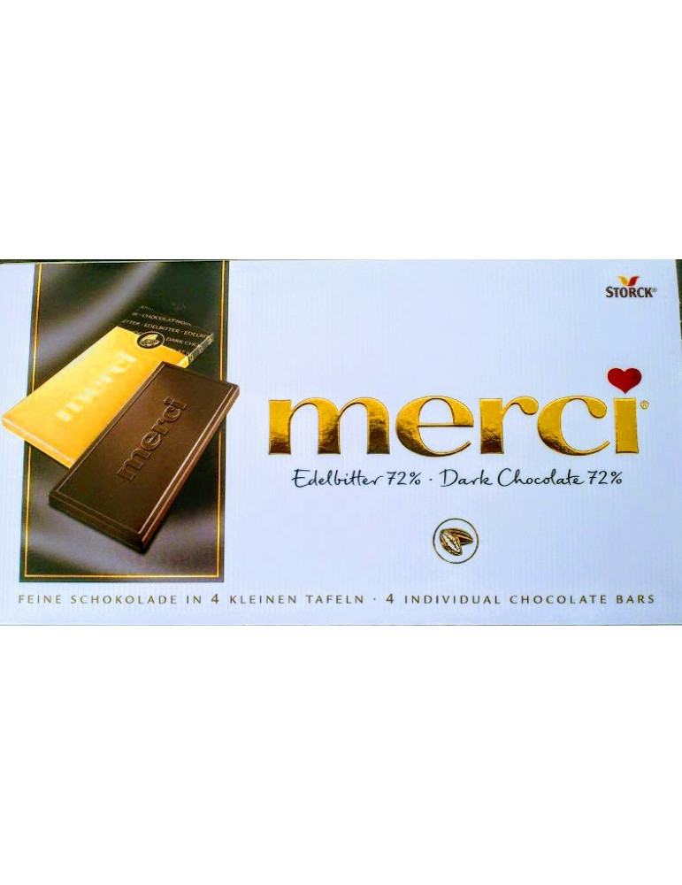 Chocolate Merci 100gr