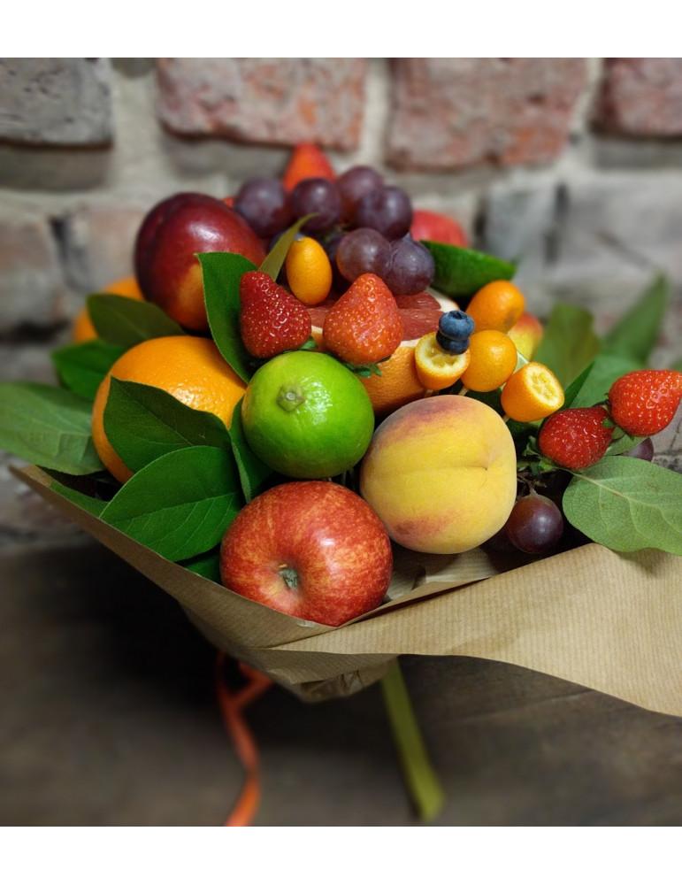 Augļu-dārzeņu pušķis