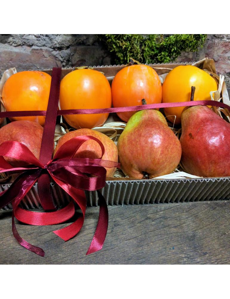 Коробка фруктов микс