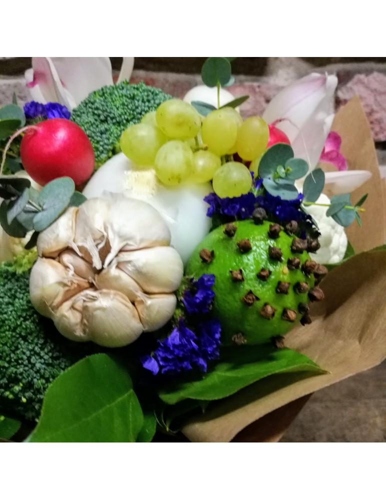 Vegetables bouquet Barselona