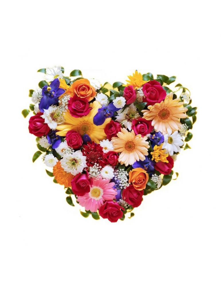 Ziedu sirds miks