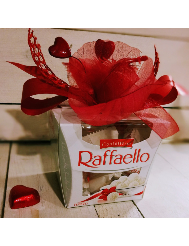 Коробка Raffaello Два сердца