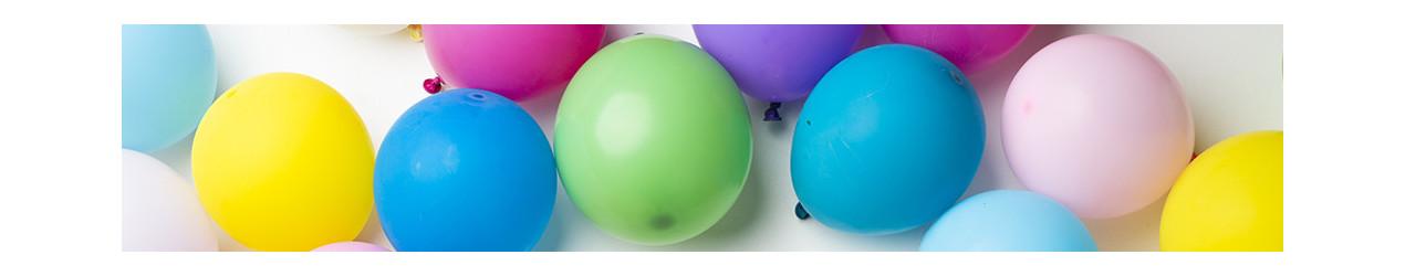 Baloni ar hēliju piegādei Rīgā.