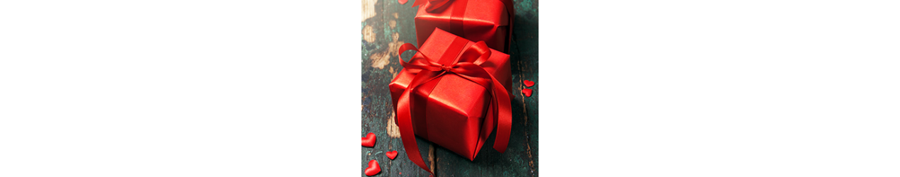 Dāvanas Valentīndienā